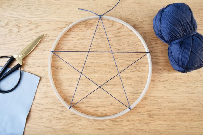 dreamcatcher moderne tutoriel