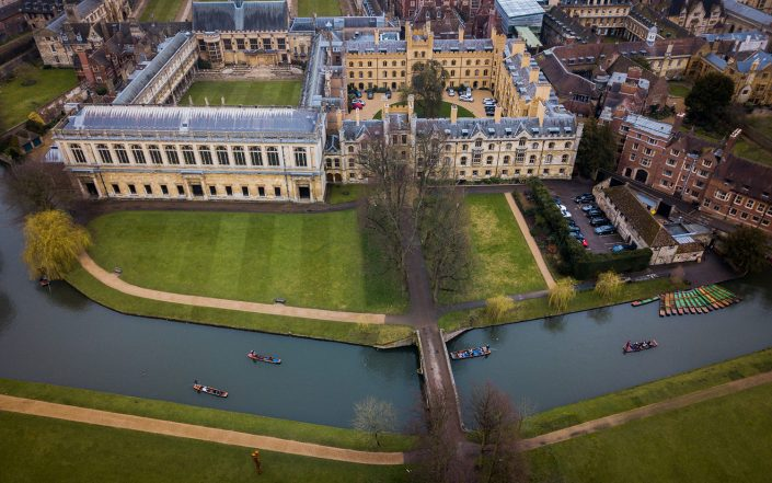 visiter Cambridge