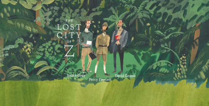 film the lost city of z