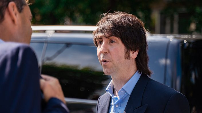 paul mc cartney à abbey road
